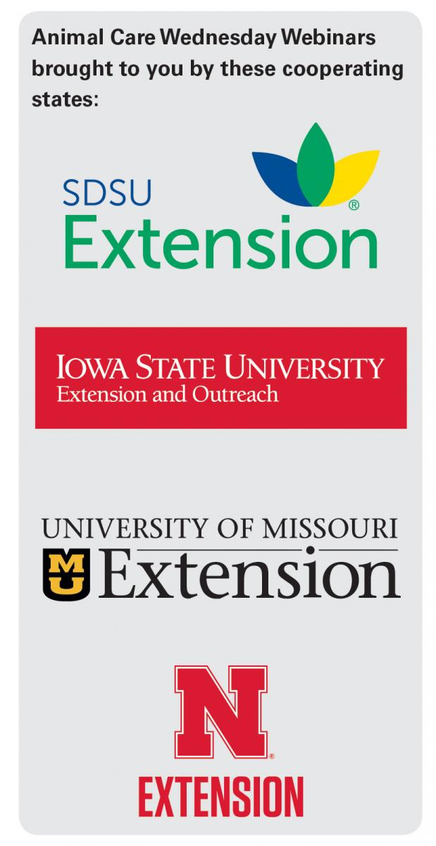 Iowa State University Extension and Outreach Logo and University of Nebraska Extension Logo