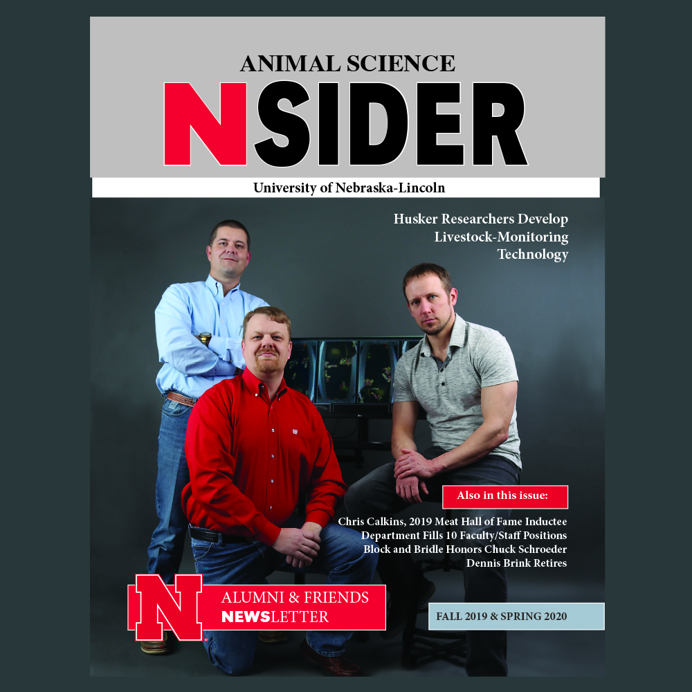 cover of Animal Science Nsider