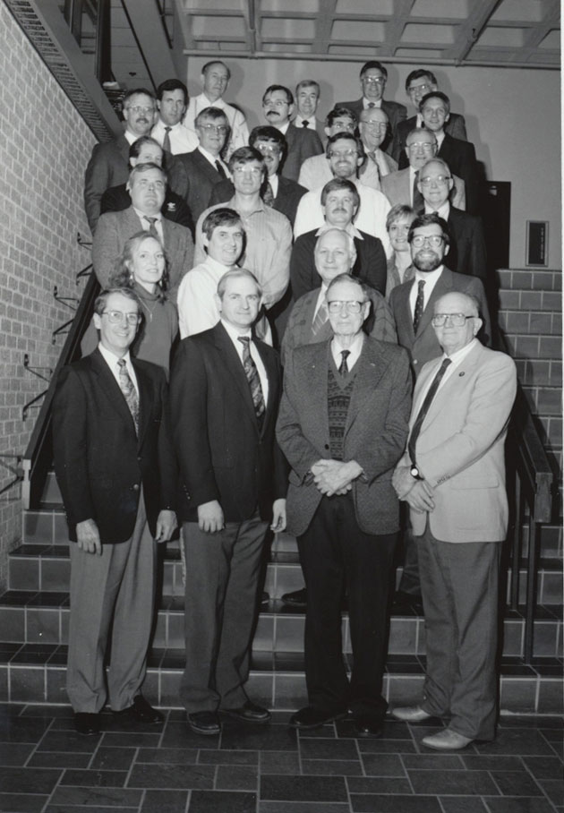 1994 Animal Science Faculty Group Picture