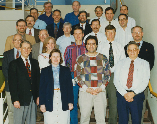 1997 Animal Science Faculty Group Picture