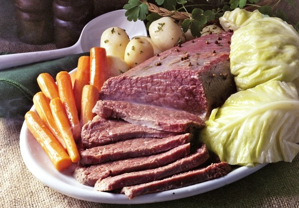 Corned Beef and Cabbage Photo