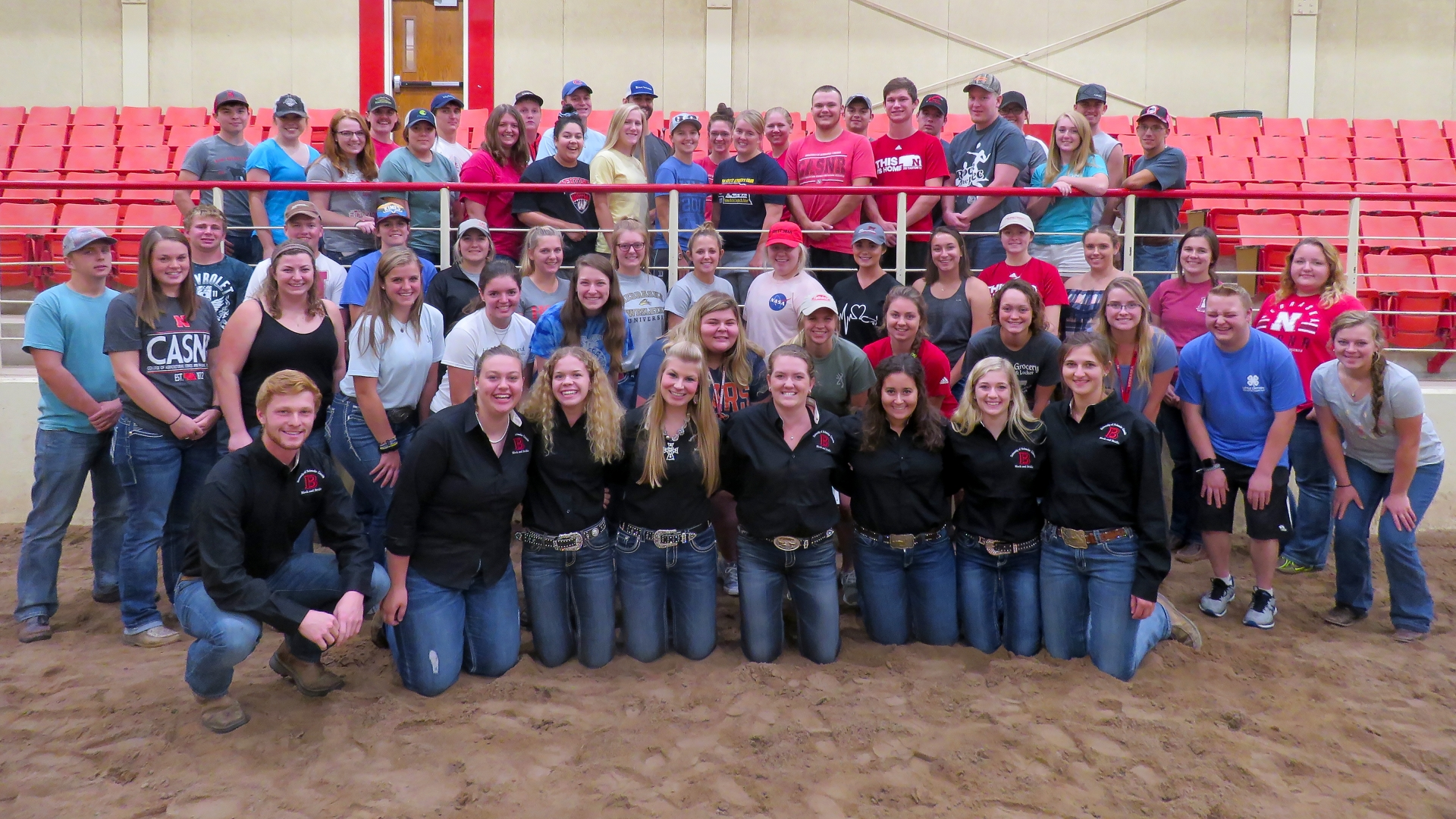 Block and Bridle team picture
