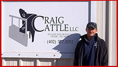 Craig Cattle Signage