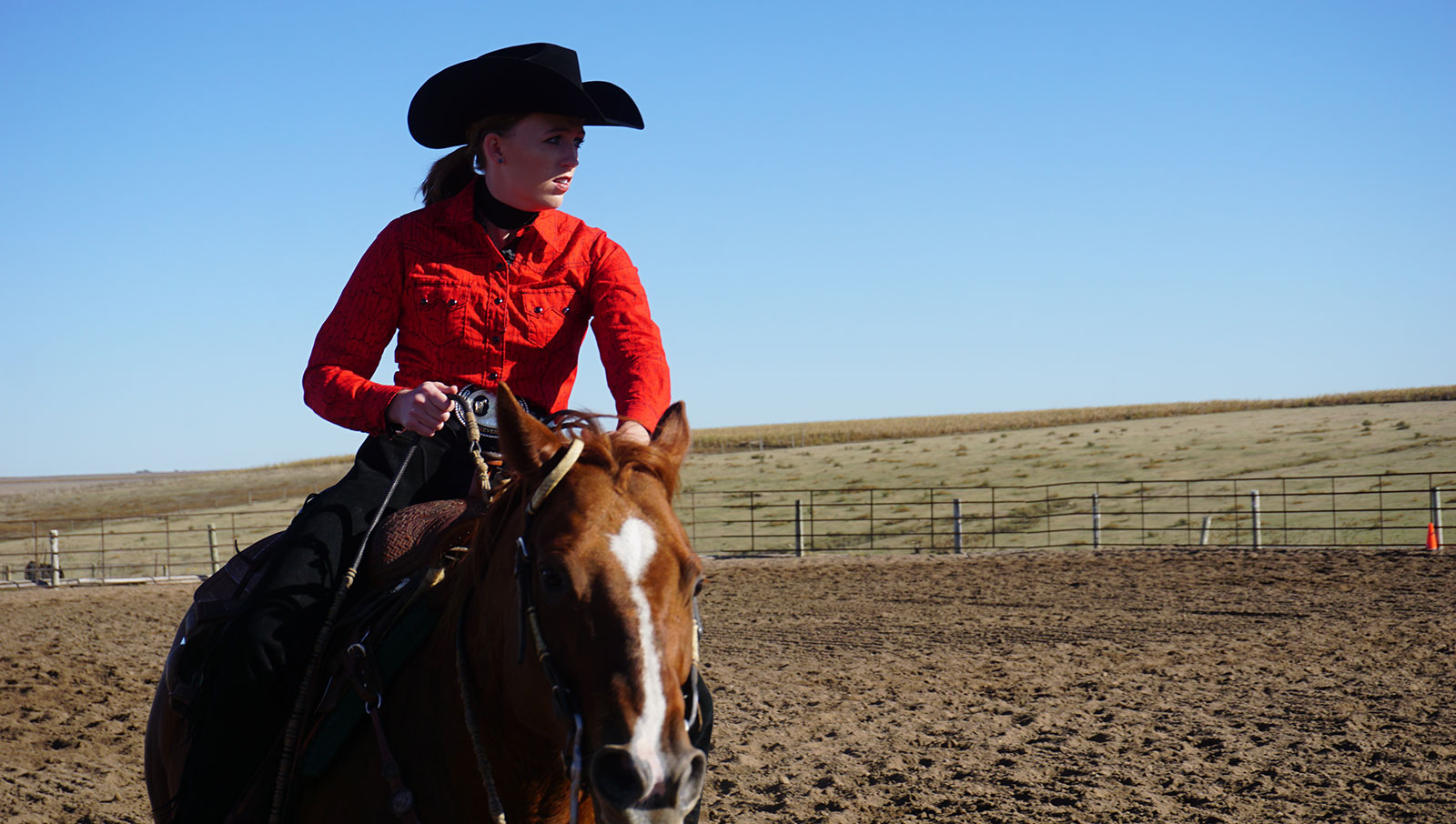 University of Nebraska-Lincoln ANSC Equestrian Team