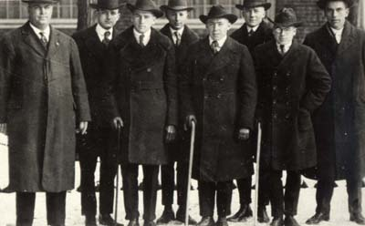 Photo Livestock Judging Team 1919
