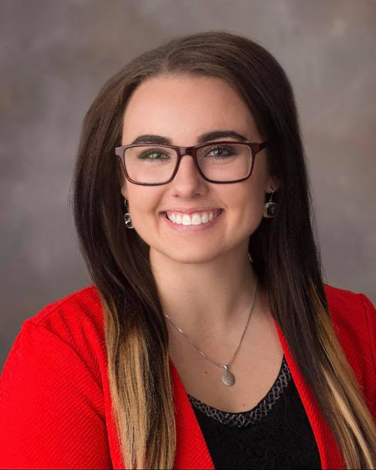Megan Homolka, UNL senior animal science student